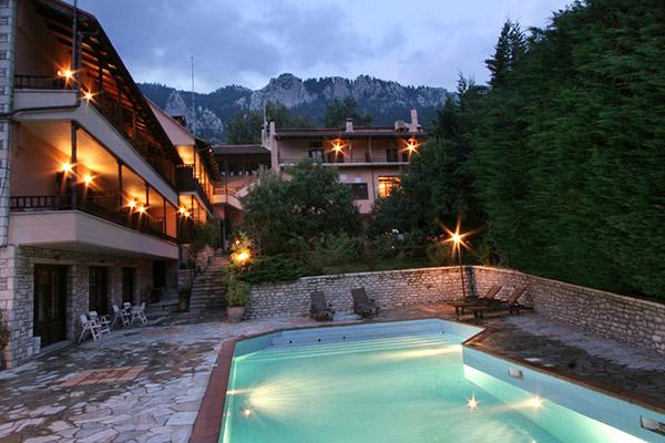Hotel Papanastasiou Swimming Pool